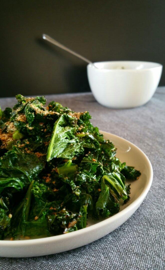 A+la+découverte+du+chou+kale…+avec+une+recette+simple+de+chou+Kale+poêlé