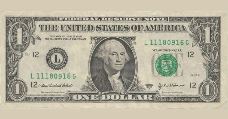 People Are Walking Around With $1 Bills That Are Worth Thousands. Here's What To Look For : AWM