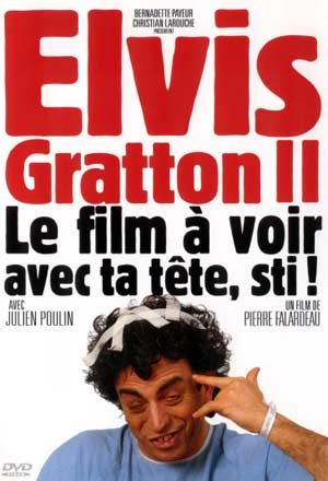Canuxploitation Review: Elvis Gratton II: Miracle Memphis. Can't talk about Canadian film without mentioning Elvis Gratton! I was recently introduced to this character by some Quebec pals, this is the second movie but the first is also hilarious.