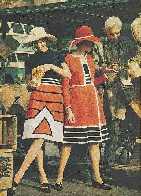 1970s Prue Acton dresses • From The Australian Women's Weekly, 28 July 1971
