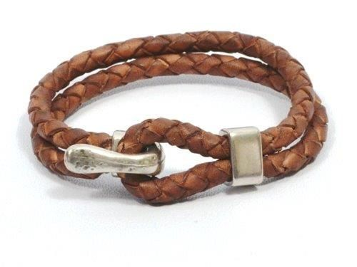 brown leather braided bracelet * mens leather bracelet * black braided bracelet * gifts for him * men hipster bracelet * gift for boyfriend by CozyDetailz on Etsy
