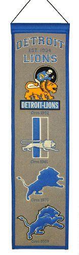 Detroit Lions Banner
