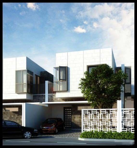 Desain Rumah Minimalis Sedehana
