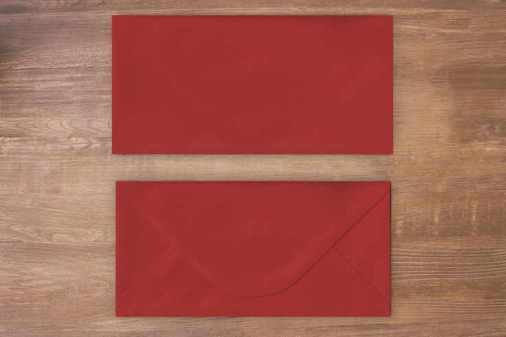 Red Invitation Style DL Envelope   100GSM Essential Addition to an invitation Card  Envelope Size: DL 220mm X 110mm   *Note: The envelope colours are for guidance only. Colours displayed on the web may differ from screen to screen due to screen resoloution, colour and brighteness.   Approximately 46.5% of this envelope sale goes to Charity Charity Org: Acceptable Enterprise (Larne) Ltd http://www.acceptableenterprises.co.uk