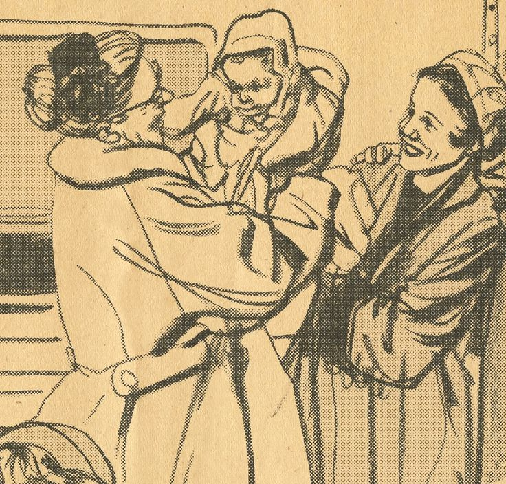 ILLUSTRATION ART: AUSTIN BRIGGS' OPINIONS