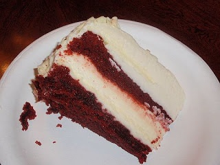 Red velvet cheesecake cake - copycat recipe from the cheesecake factory