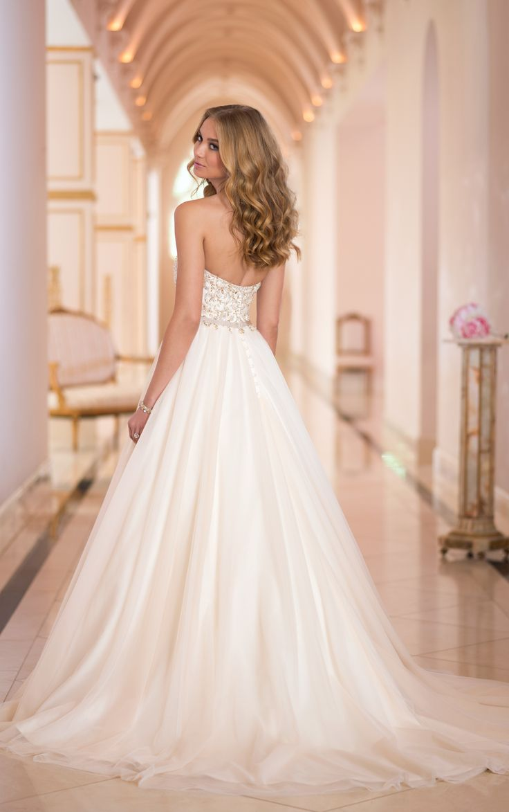 Sexy and Extravagant Stella York Wedding Dresses 2014 Bridal Collection Part II. To see