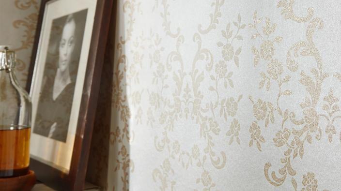 34 best images about tapeten mit ornament design angesagt wie nie on pinterest home make up. Black Bedroom Furniture Sets. Home Design Ideas