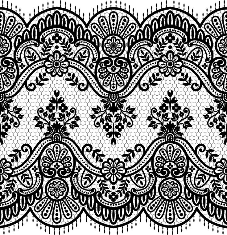 Black Flower Rose From Lace On White Background: 17+ Best Ideas About Lace Patterns On Pinterest