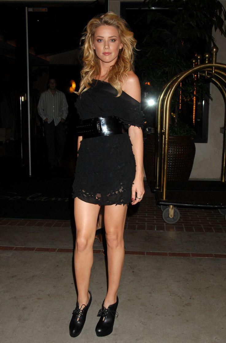 Splendid paragon of beauty Amber Heard