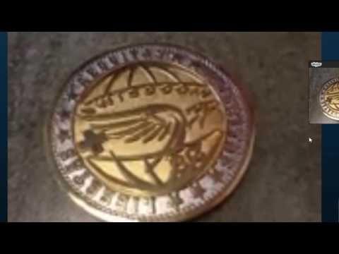 SWISSCOIN Первая монета в 1  SwissCoin полученная моим вышестоящим спонс...
