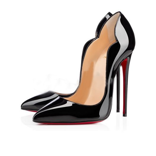is the christian louboutin website fake - 2015 New Arrvial Christian Louboutin Hot Chick Patent Leather ...