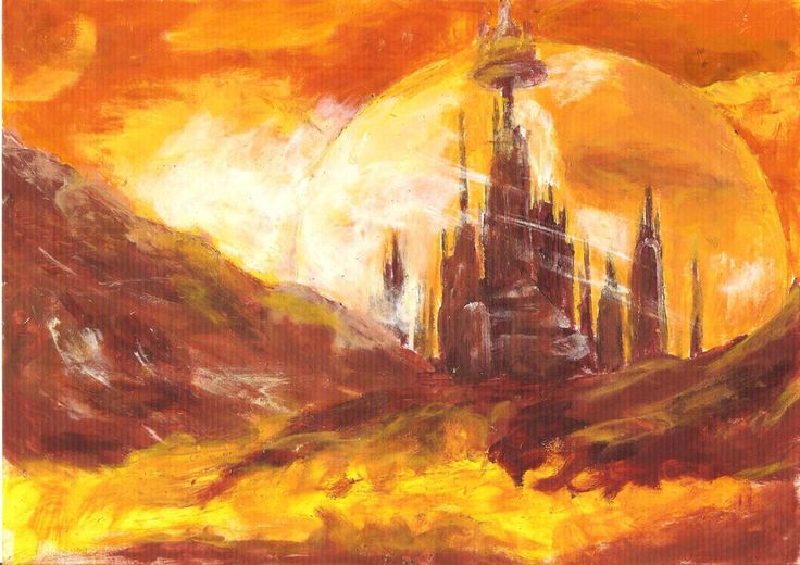 Gallifrey - Doctor Who by MajaGantzi on deviantART