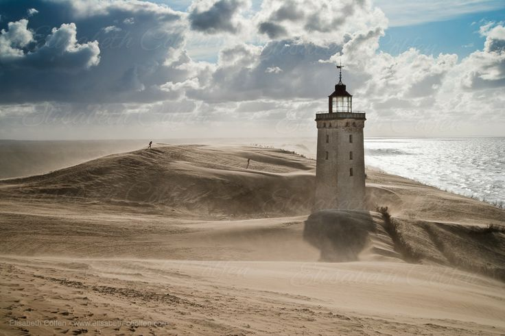 Lighthouse at Rubjerg Knude by Elisabeth Coelfen on 500px