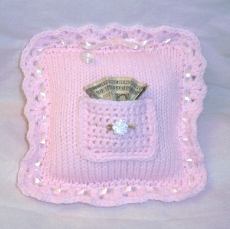 Crochet Tooth Fairy Pillow Pattern Printable