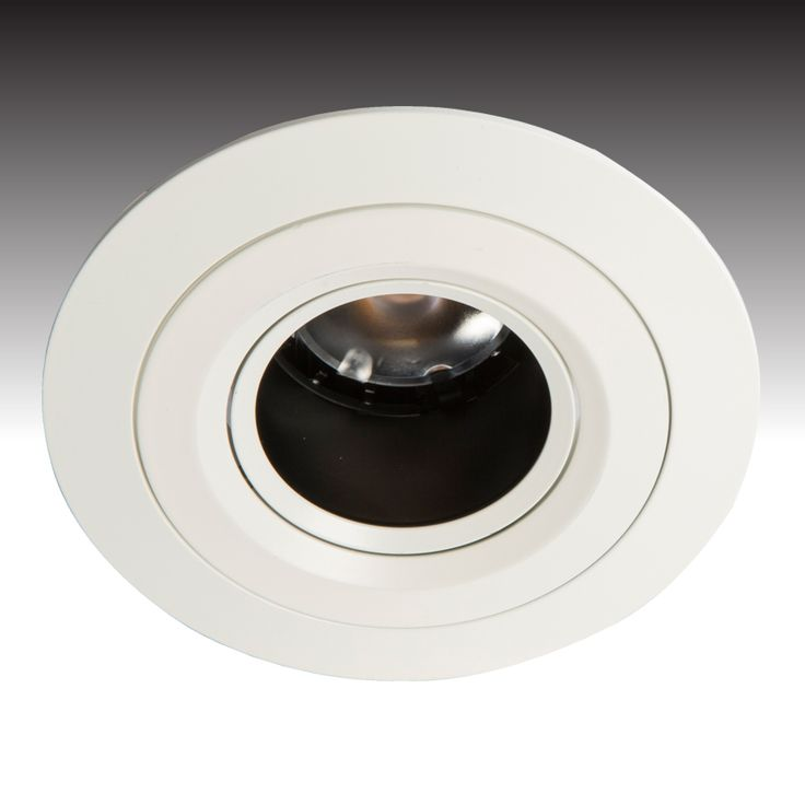 The recessed fixed MAG-LED uses the ASTROPLUS-LED engine which a clean beam and minimal glare using Bridgelux #LED technology and a deep set reflector - from Photec Lighting