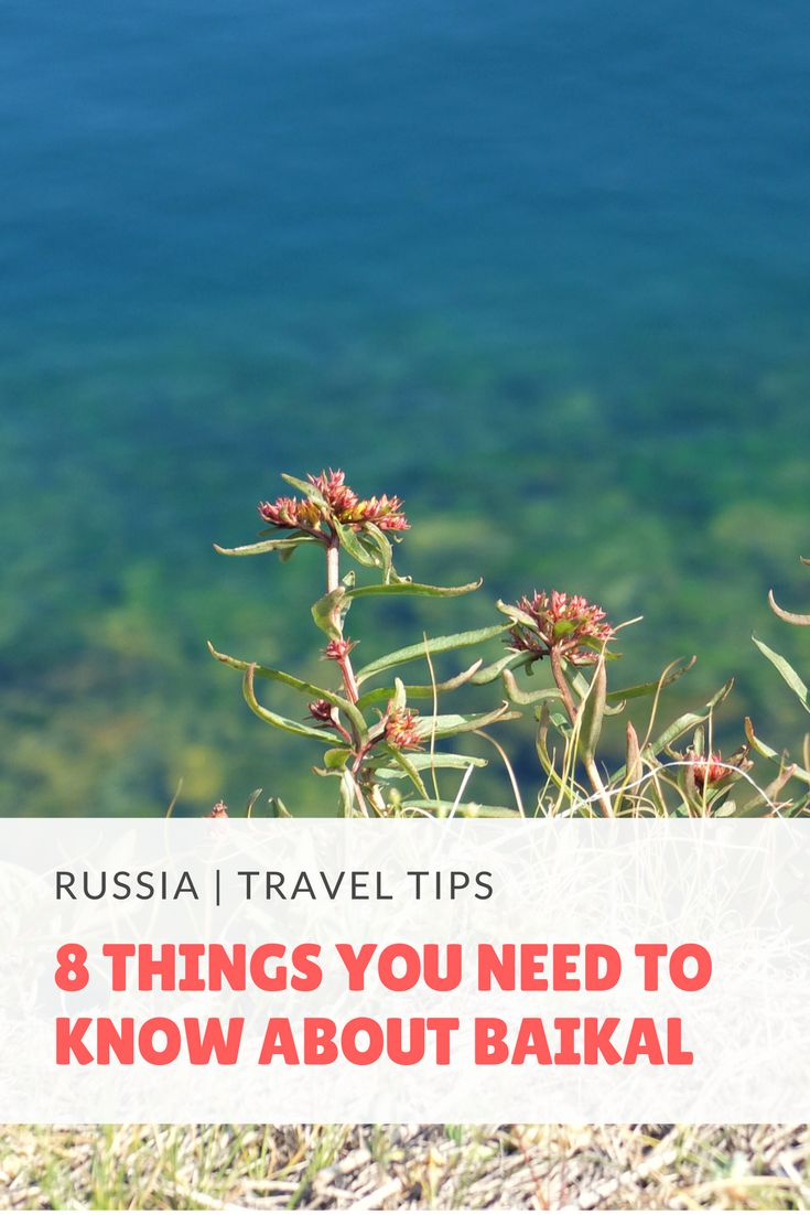 8 Things I Wish I'd Known Before Traveling to Lake Baikal - Siberia, Russia