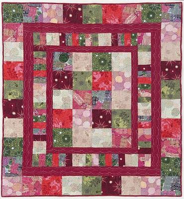 Aussi Maze quilt.: Aussie Maze, Scrap Quilts, Designs Patterns, Beautiful Quilts, Inspiration, Color Quiltspiration, Maze Quilt, Published Designs, Scrappy Quilts