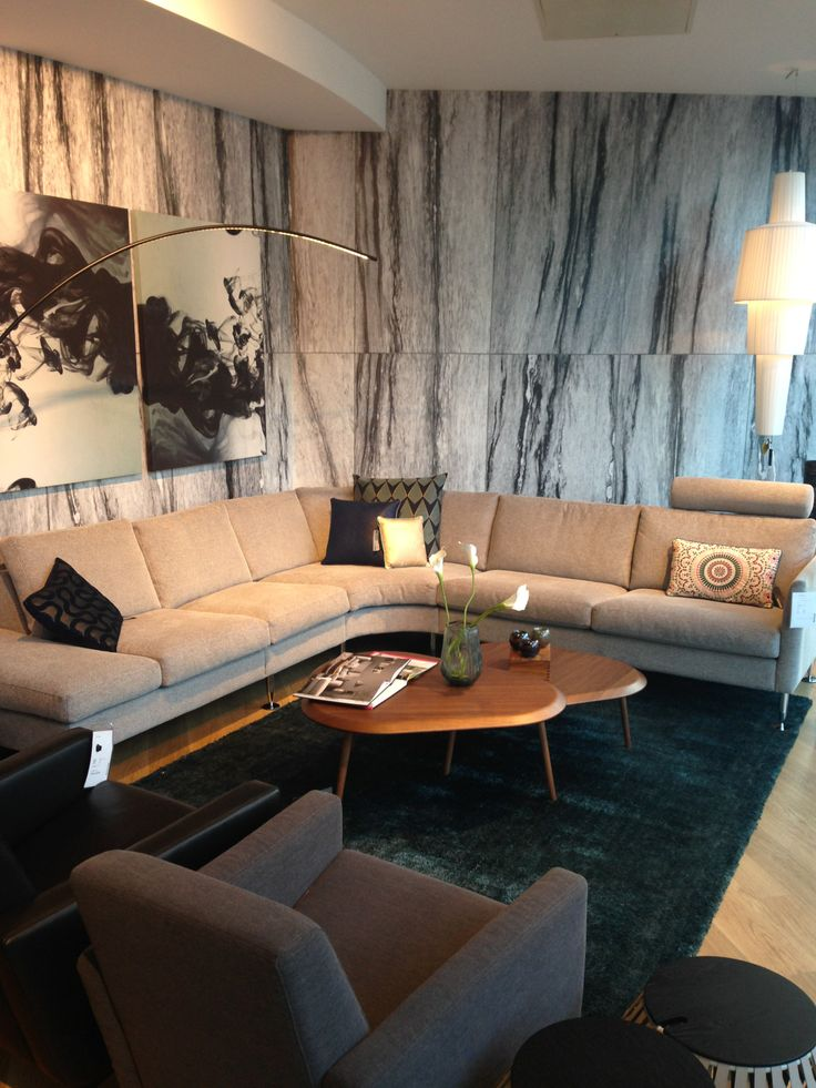 Indivi 2- Ultimate Modular Sofa System- 10 different leg designs and 7 different armrest options... Come design yours today! boconcept.co.uk