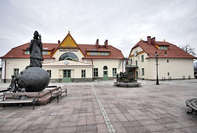 Dworzec Rabka-Zdrój