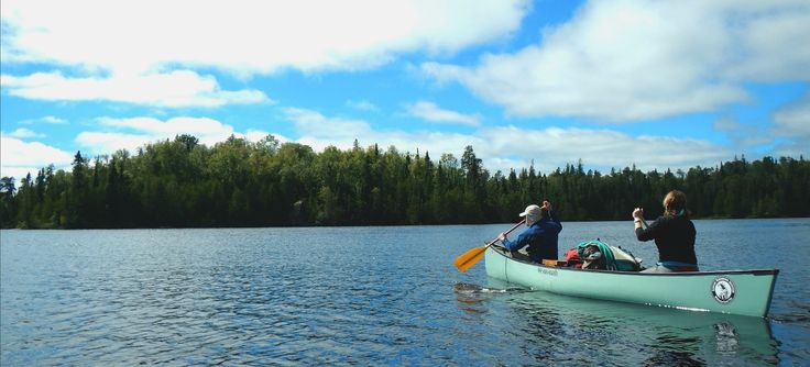 If you are a land person, like me, and curious about how to plan for a trip to the Boundary Waters Canoe Wilderness Area (BWCWA) in Minnesota, read on!