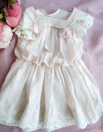 Одежда для кукол ручной работы. Заказать Пепел розы. La ChOse. Ярмарка Мастеров. Викторианский, кукольное платье, натуральный батист