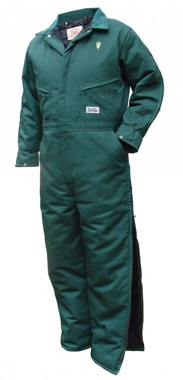 Veterinarians Insulated Coverall w/hood - Bibs & Coveralls - Workwear