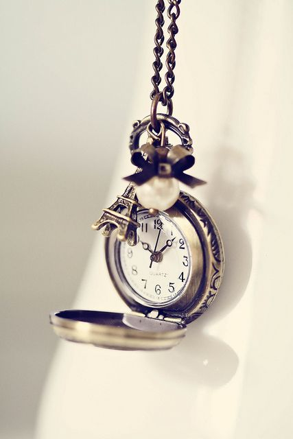 It's time for me to fly...to Paris!. #vintage #pocketwatch #photography