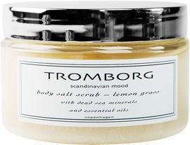 Tromborg Body Salt Scrub Lemon Grass 350ml