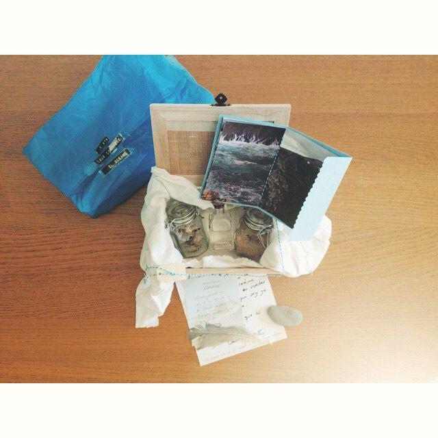 Caja Océano. Libro + botes