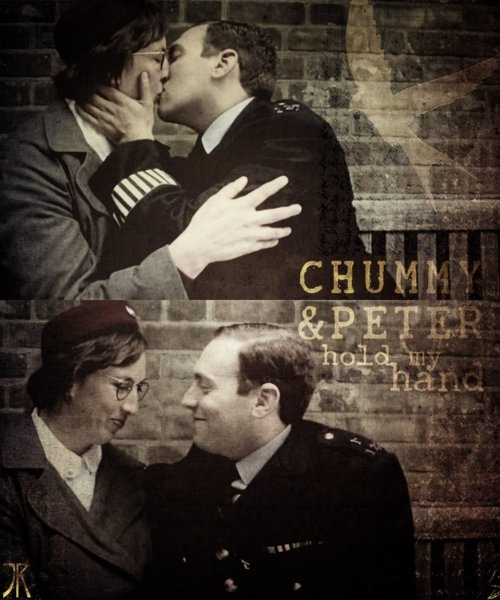 Chummy and Peter - love them!!!!