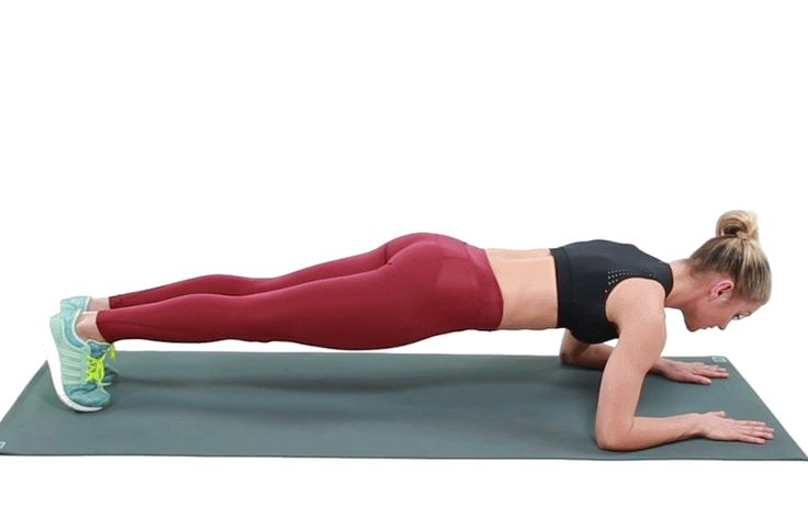 A 15-Minute No-Equipment Core Workout You Can Do at Home