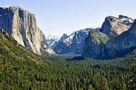 Yosemite...an amazing natural wonder. Someday I want to go in winter to see the valley floor covered in snow. Not this winter though...