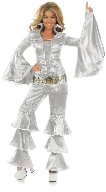 Cheap abba fancy dress uk
