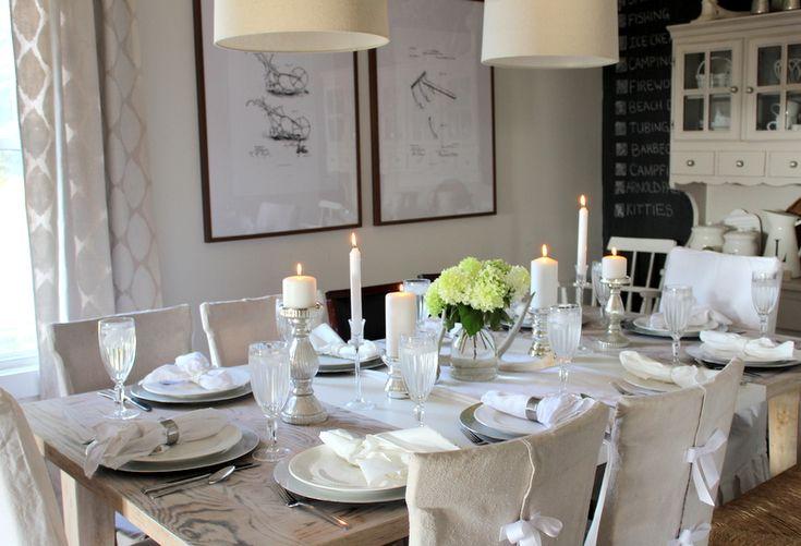French Farmhouse Kitchen Table