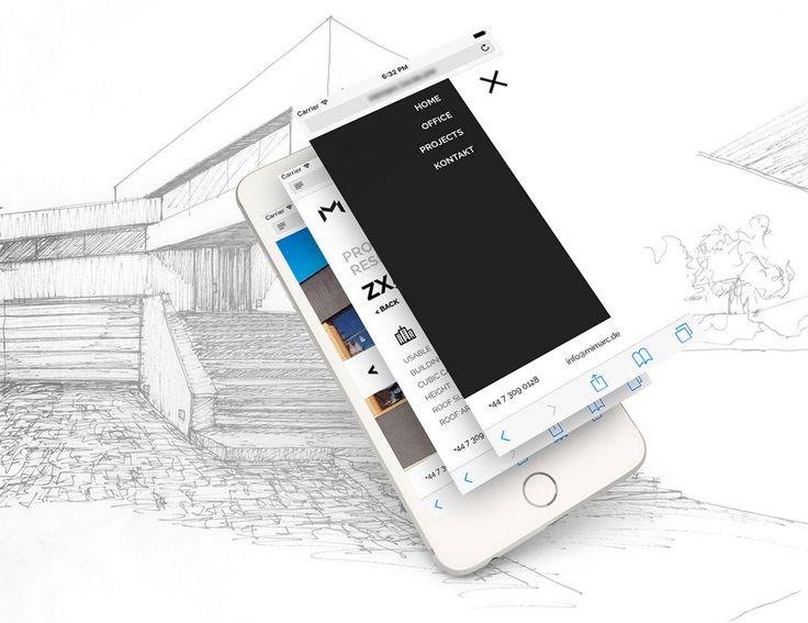 查看此 @Behance 项目: \u201cMIMARC - architects website\u201d https://www.behance.net/gallery/36085991/MIMARC-architects-website