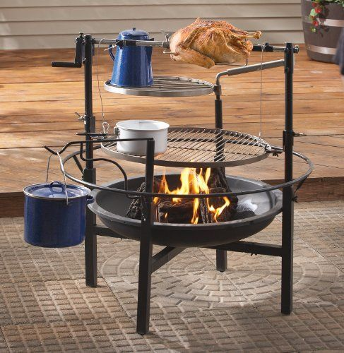 Guide Gear - Campfire Cooking Station