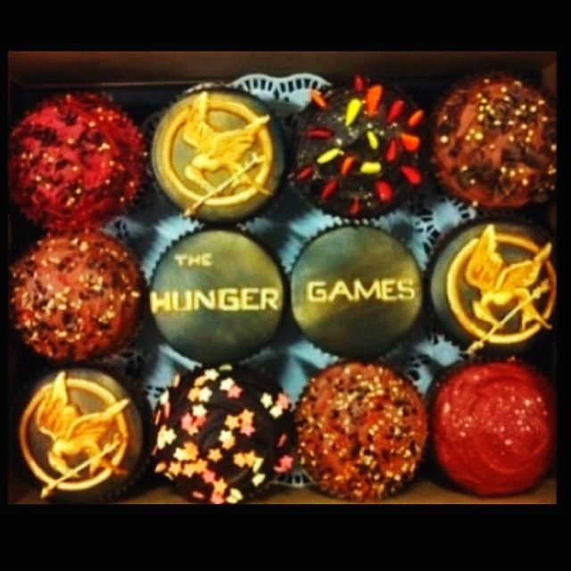 Hunger Games Cake Designs