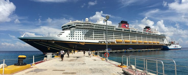 Disney Fantasy: A Day by Day!