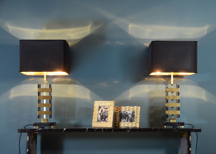 Matlight Vintage Collection - mod. Jenga in Marquinia marble and satin brass #jenga #marquinia #brass #vintage #matlight #milano #exclusive