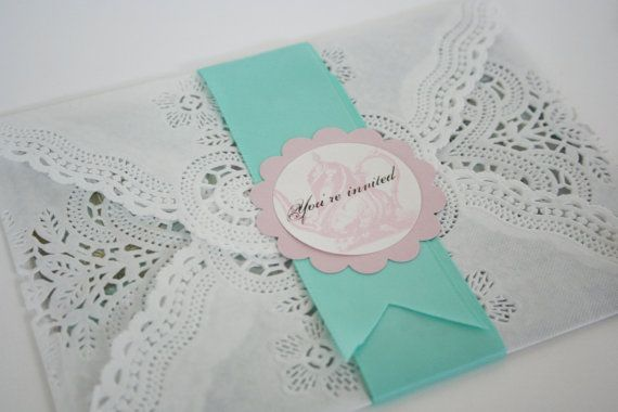 love this.  could easily do it with a paper dollie and any ribbon