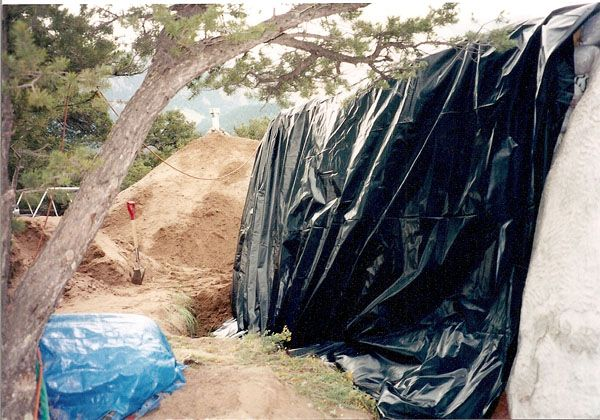 Insulation Materials for Earthbag Buildings