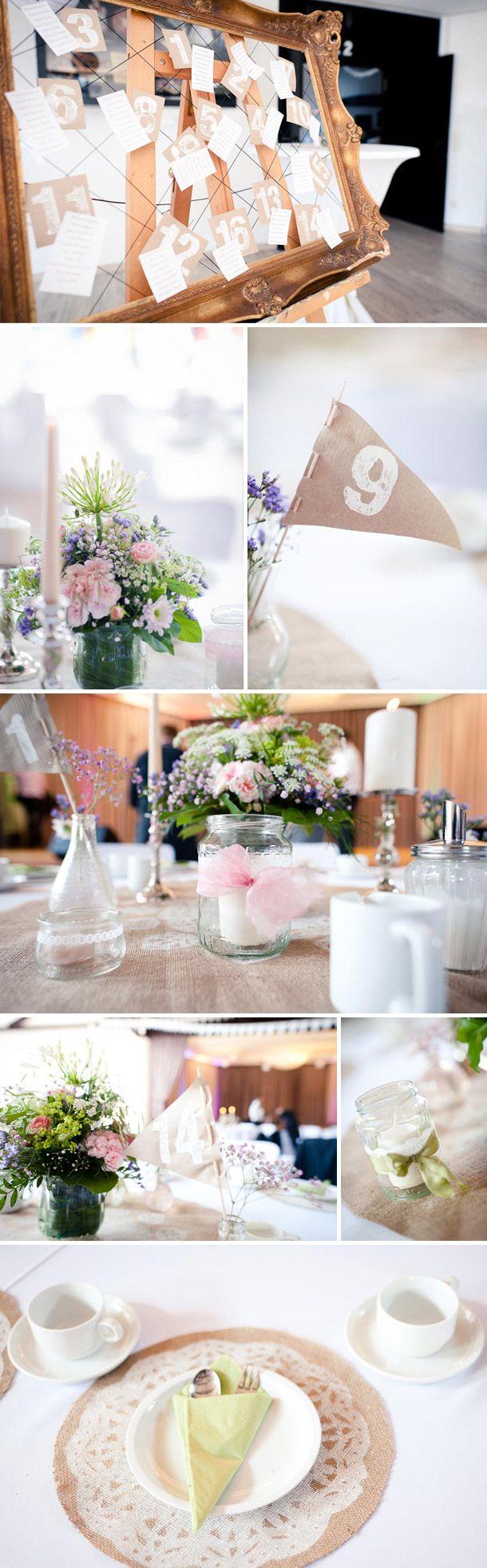 Romantische Hochzeit bei David M. Kandelhardt Photography