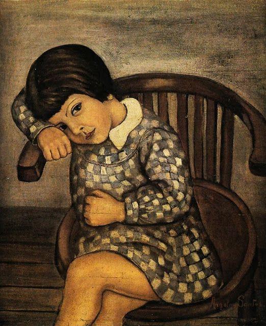 """Arte en Valladolid: ÁNGELES SANTOS TORROELLA (1912-2013). Historia de una pintora surrealista """"vallisoletana"""""""