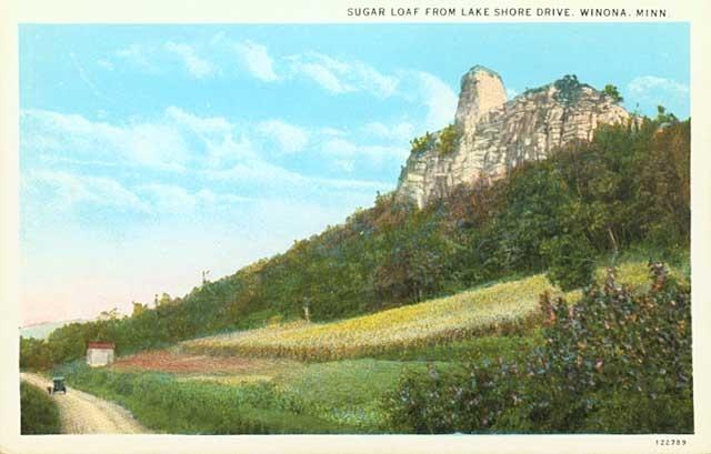 Winona, MN: Sugar Loaf