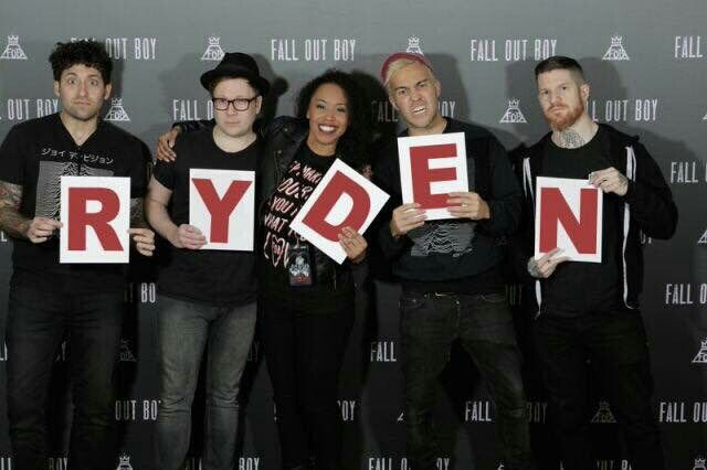 I love her bright beautiful smile while the rest of them are like eah ryden