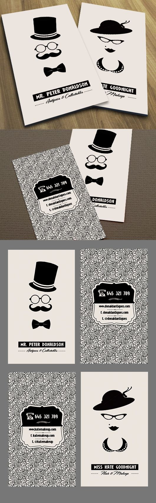28 best We Adore Your Business Cards images on Pinterest   Business ...