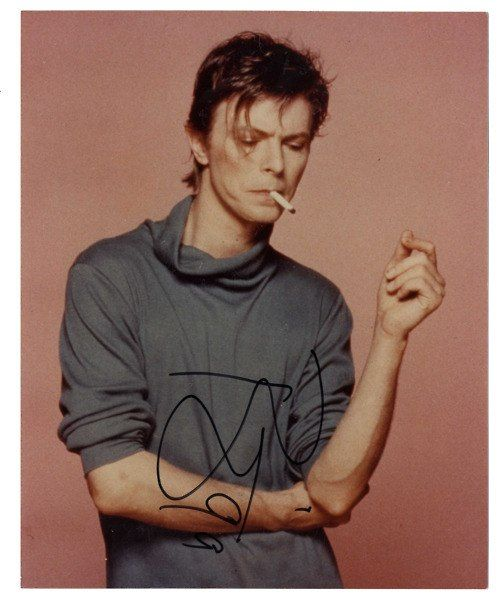 David Bowie....what more can you say...right?