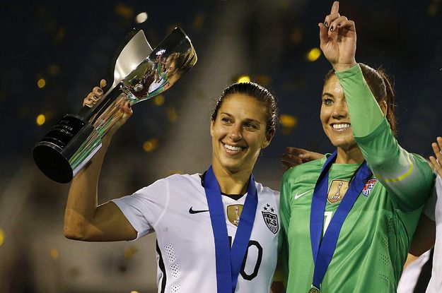 U.S. Women's Soccer Players File Wage Discrimination Lawsuit