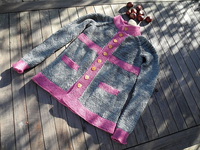 Ravelry: Clacle's A dream with pink